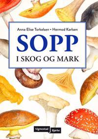 Sopp; i skog og mark - Anna-Elise Torkelsen | Ridgeroadrun.org