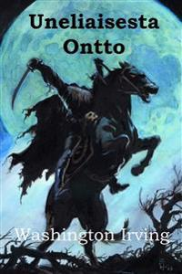 Uneliaisesta Ontto: The Legend of Sleepy Hollow, Finnish edition