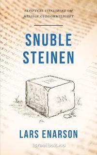 Snublesteinen: Skriftenes vitnesbyrd om Messias' guddommelighet - Lars Enarson | Inprintwriters.org