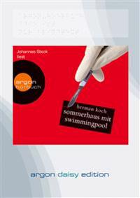 Sommerhaus mit Swimmingpool (DAISY Edition)