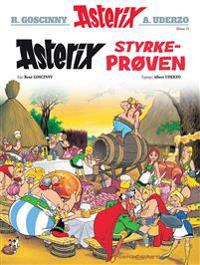 Asterix - styrkeprøven - René Goscinny pdf epub