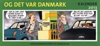 OG DET VAR DANMARK KALENDER 2013