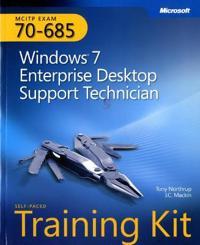 MCITP Self-Paced Training Kit (Exam 70-685): Windows 7 Enterprise Desktop Support Technician [With CDROM]
