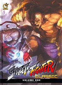 Street Fighter Classic 1