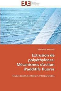 Extrusion de Poly�thyl�nes