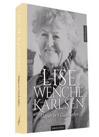 Håpet er i Guds løfter - Lise Wenche Karlsen | Ridgeroadrun.org