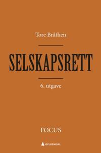 Selskapsrett - Tore Bråthen pdf epub