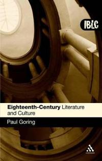 Eighteenth-Century Literature and Culture