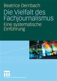 Die Vielfalt Des Fachjournalismus