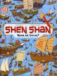 Shen Shan - hvor er Litchi?