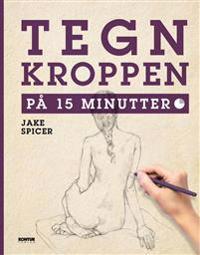 Tegn kroppen på 15 minutter - Jake Spicer | Inprintwriters.org