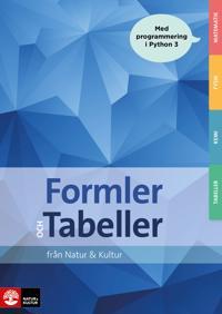 Formler och Tabeller - Rune Alphonce, Helena Danielsson Thorell, Emma Johansson pdf epub