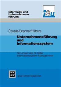 Unternehmensführung Und Informationssystem