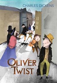 Oliver Twist - Charles Dickens - böcker (9780099582632)     Bokhandel
