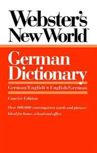 Webster's New World German Dictionary, Concise Edition