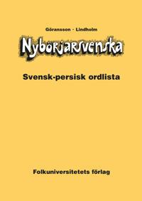 Nybörjarsvenska svensk-persisk ordlista