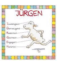 Jürgen. Namenskalender