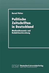 Politische Zeitschriften in Deutschland