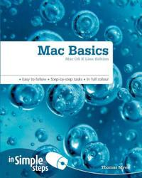 Mac Basics In Simple Steps