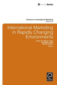 International Marketing in Rapidly Changing Environments