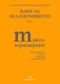 Barn og relasjonsbrudd; Bind 1; Makroseparasjoner - Lars Smith, Ida Brandtzæg, Stig Torsteinson   Ridgeroadrun.org