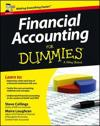 Financial Accounting For Dummies, UK Edition