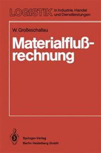 Materialflussrechnung