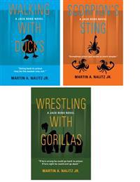 The Jack Reno Series: 3 Volume Set - Walking with Ducks, Scorpion's Sting, and Wrestling with Gorillas