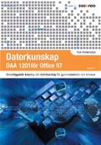 Datorkunskap Office 97