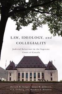 Law, Ideology, and Collegiality