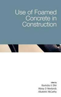 Use of Foamed Concrete in Construction