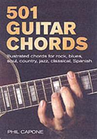 501 Guitar Chords