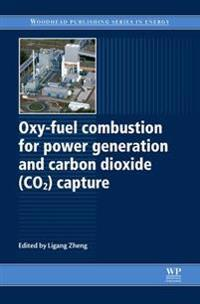 Oxy-fuel Combustion for Power Generation and Carbon Dioxide Co2 Capture
