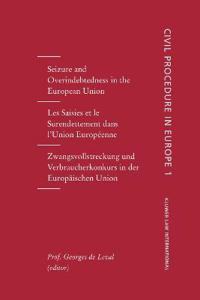 Seizure and Overindebtedness in the European Union