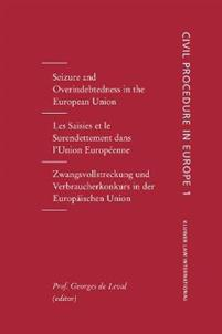 Seizures and Overindebtedness in the European Union