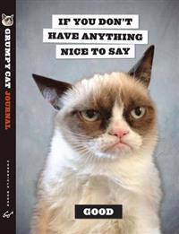 Grumpy Cat Journal