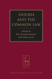 Iniuria and the Common Law