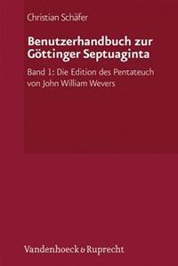 Benutzerhandbuch Zur Gottinger Septuaginta