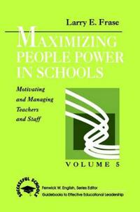 Maximizing People Power in Schools
