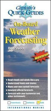 On-Board Weather Forecasting