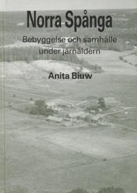 Norra Spånga - Bebyggelse och samhälle under järnåldern