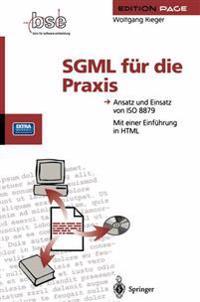 SGML F�r Die Praxis