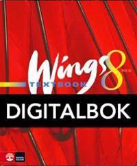 Wings 8 Red Textbook Digital