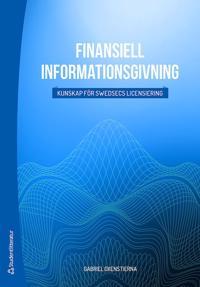 Finansiell informationsgivning : kunskap för Swedsecs licensiering - Gabriel Oxenstierna   Laserbodysculptingpittsburgh.com