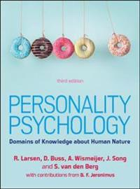 Personality Psychology: Domains of Knowledge about Human Nature, 3e