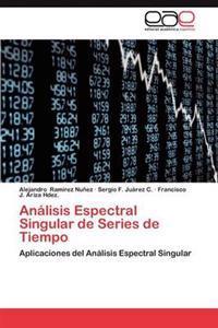 Analisis Espectral Singular de Series de Tiempo