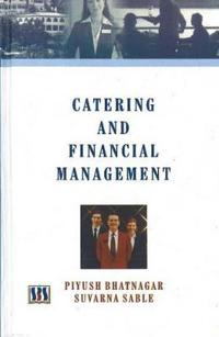 Catering & Financial Management