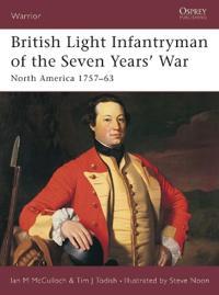 British Light Infantryman of the Seven Years' War