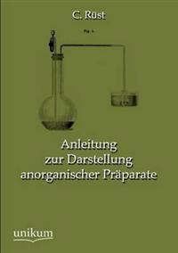 Anleitung Zur Darstellung Anorganischer PR Parate