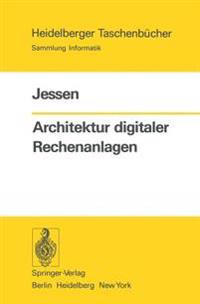 Architektur Digitaler Rechenanlagen